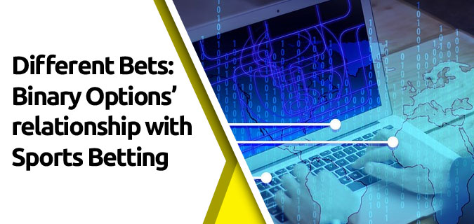 featured1 - Different Bets: Binary Options' relationship with Sports Betting